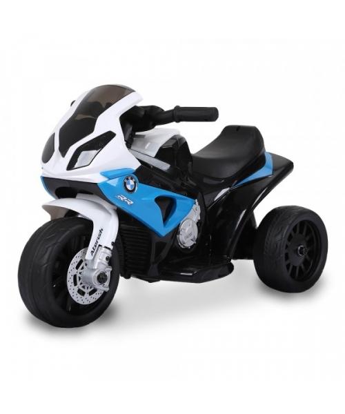 Motocicleta electrica copii E-Car KXD BMW S1000R, 6V, culoare Albastru