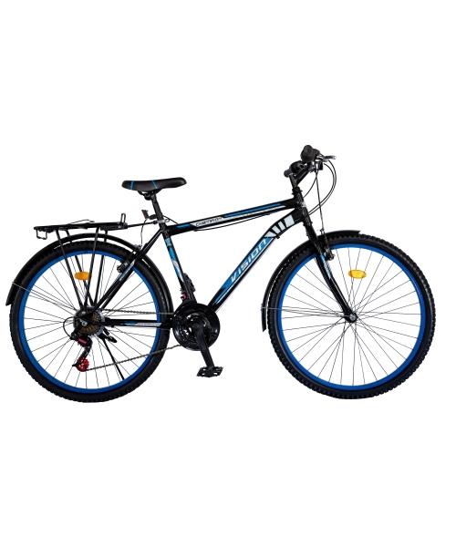 """Bicicleta MTB Vision Champion MAN Culoare Negru/Albastru Roata 26"""""""