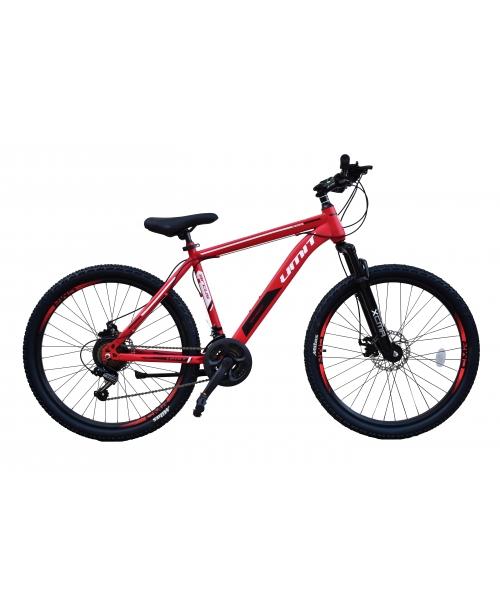 "Bicicleta MTB Umit Arcus M-MSD - 2D, 21 viteze, culoare rosu, roata 26"""