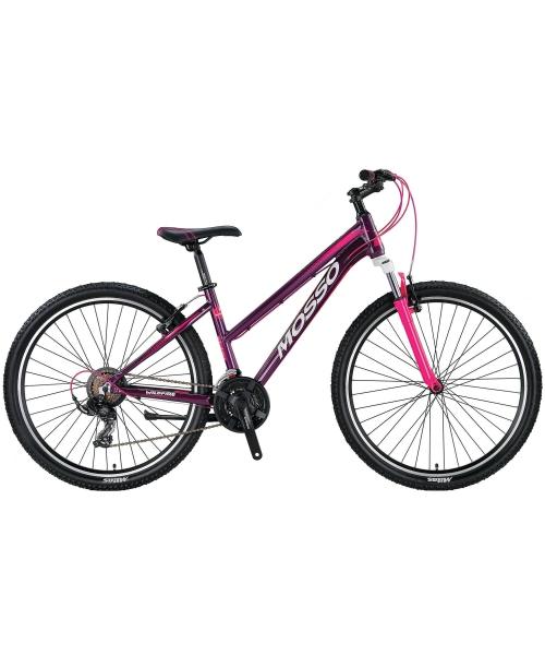 """Bicicleta Mosso Wildfire V Lady , Roata 27.5"""" , Aluminiu , Culoare mov"""