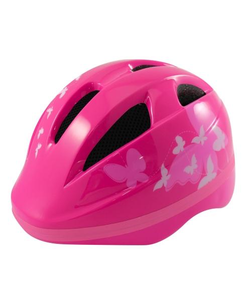 Casca Bicicleta Copii Fete Culoare Roz Marimea S (52-56cm)