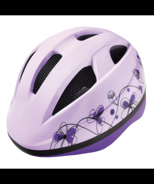 Casca bicicleta copii BTA culoare violet marime S(52-56)