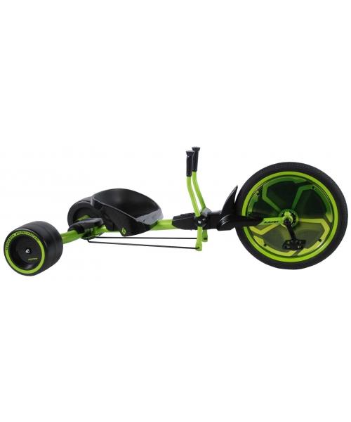 Green Machine 20 inch - baieti si fete - negru / verde