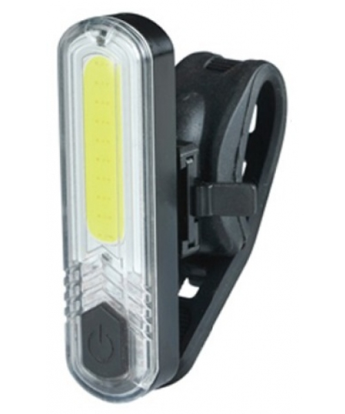 Far lanterna - Cavalier baterie reincarcabila prin usb