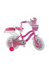 "Bicicleta copii UMIT Princess ,culoare roz ,roata 14"" ,otel"
