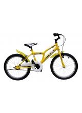 "Bicicleta Copii TEC Ringo culoare galben, roata 20"" Otel"