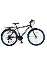 """Bicicleta MTB Vision Champion MAN Culoare Negru/Albastru Roata 24"""""""