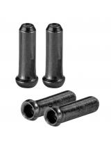 Protectie capat cablu frana D-2,3mm negru