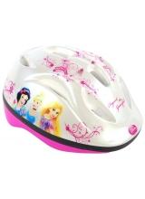 Casca copii pentru bicicleta Disney Princess , marime 51-55 cm , culoare alb/roz