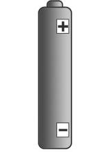 Baterie Tip AA (49mm) UM-3