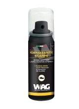 Spray Curatare si Igienizare Pantofi WAG 50ml