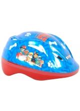Casca copii pentru bicicleta Paw Patrol Boys , marime 51-55 cm , culoare albastru/rosu