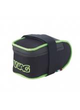 Borseta WAG MTB Prindere Sa Negru/Verde Fluo