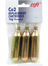 Rezerva Co2 16gr cu filet