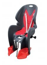Scaun Copii Spate Clasic Max. 22Kg Antracit/Rosu