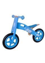 Yipeeh Bike Balance Bike - Baieti si fete - 12 inch - Albastru