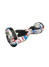 "Hoverboard Smart Balance KXD Roti 8"" Multicolor 2x350W 24V ,functie Bluetooth"