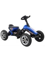 Volare Mini Go Kart - Baieti si fete - Albastru