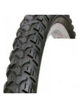 Anvelopa Vee Rubber 24X1.95 (50-507) VRB 114C BK , culoare negra cu banda alba