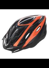 Casca Rider Culoare Negru/Portocaliu Marime L (58-61cm)