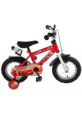 Bicicleta pentru copii Disney Cars - Baieti - 12 inch - Rosu culoare Rosu