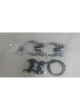 Set Complect Frana V-Brake Manete Plastic