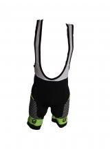 Pantaloni Ciclism Verde/Negru , Marime L