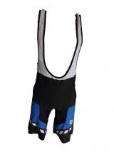 Pantaloni Ciclism Culoare Albastru/Negru Marime 4XL