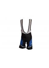 Pantaloni Ciclism Copii Negru/Albastru Marime 12 Ani