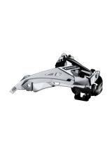 Schimbator fata Shimano Tourney TY700-TSM6 tragere dubla sus 34.9/31.8 pentru 42/48T 7/8v