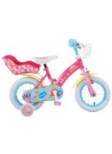 Bicicleta pentru copii Peppa Pig - Fete - 12 inch - Roz culoare Roz