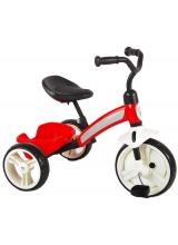 QPlay Elite Tricycle - Baieti si fete - Rosu