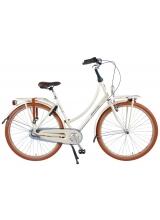 SALUTONI Bicicleta excelenta pentru adulti - Femei - 28 inch - 50 centimetri - Nacar - Shimano Nexus 3 trepte - 95% asamblate