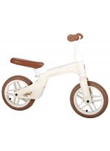 Volare Balance Bike - Baieti si fete - 10 inch - Cream