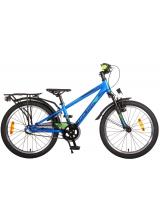 Bicicleta Volare Cross pentru copii - baieti - 20 inch - Albastru Verde - Shimano Nexus 3 trepte - Prime Collection culoare Albastru/Verde