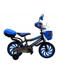 """Bicicleta Copii Vision 15, culoare albastru, roata 15"""", cadru Otel"""
