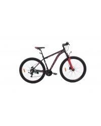 """Bicicleta MTB Camp XC 200, roata 29"""", aluminiu, frana pe disc hidraulica, culoare rosu/negru, cadru 18"""""""