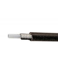 Teaca cablu frana insertie PVC Ø5, culoare negru, produsul se vinde la metru
