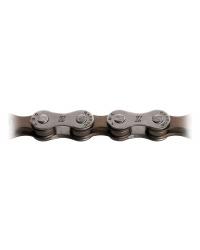 """Lanț KMC 1/2 """"X3 / 32"""" Z7, 116 Zale , lungime  7,3mm, argintiu-bronz , 7 viteze"""