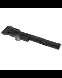 Pompa de mana, din plastic, EasyPlus WAG, cu manometru