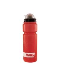 Bidon apa WAG culoare rosu 750ml
