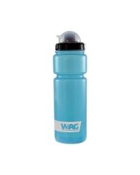 Bidon apa WAG culoare albastru 750ml