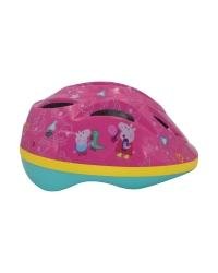 Casca copii pentru bicicleta Peppa Pig, marime 51-55 cm , culoare roz