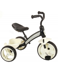 Tricicleta QPlay Elite, baieti si fete, culoare negru