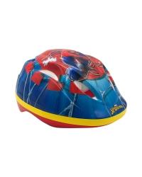 Casca de ciclism Marvel Spiderman - Albastru Rosu - 51 - 55 cm