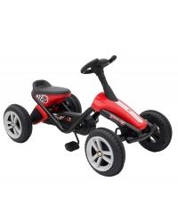 Volare Mini Go Kart - Baieti si fete - Rosu