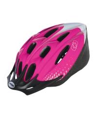 Casca F15 Oxford, culoare Roz, marimea L (58-61)