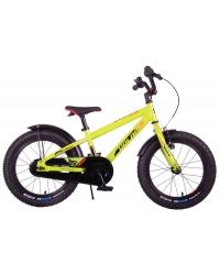 Bicicleta Volare Rocky pentru copii - 16 inch - Verde - 95 asamblat - Prime Collection culoare Verde