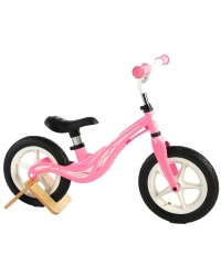 Bicicleta Volare Magnesium Balance - Fete - 12 inch - Roz